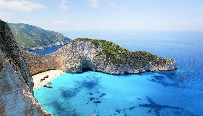 greece nauagio