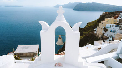 greece tourismos santorini