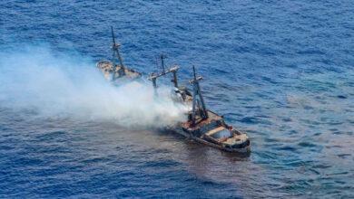 Photo of Πειραιάς: Πλοίο συγκρούστηκε με πλοίο του Πολεμικού Ναυτικού