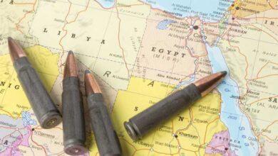 libya egypt
