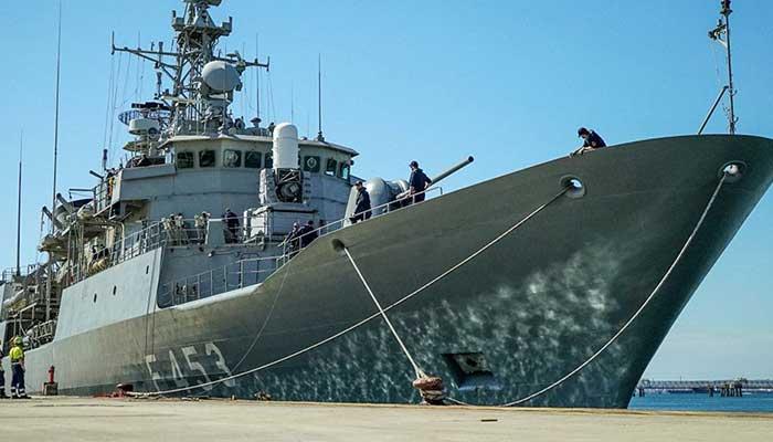 fregata spetsai