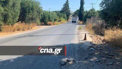 Photo of Αγιος Νικόλαος, Γλύματα: Πρώτα το ατύχημα και μετά το μερεμέτι! (pics)