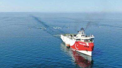 Photo of Oruc Reis: «Έσπασε» τα 12 ναυτικά μίλια από το Καστελόριζο