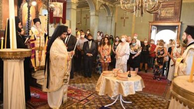 Photo of Βαρθολομαίος: Με προσευχή και με αποφασιστικότητα συνεχίζουμε