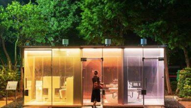 Photo of Οι νέες δημόσιες τουαλέτες στο Τόκιο είναι διαφανείς