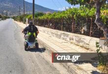 Photo of Αγιος Νικόλαος: Αυτό το «δήθεν» πεζοδρόμιο τα έχει όλα! (video)