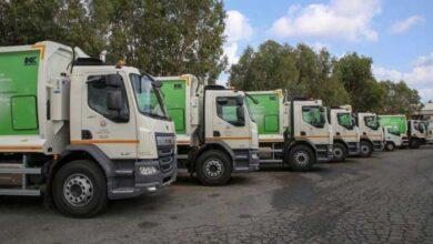 Photo of Με πέντε νέα απορριμματοφόρα ενισχύθηκε ο Δήμος Ηρακλείου