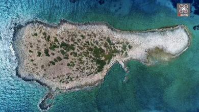 Photo of Το δίδυμο νησάκι της Κύπρου στην Ελλάδα (video)