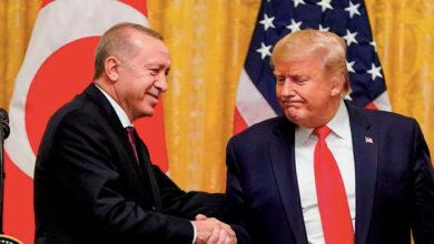 Photo of Τραμπ: Τα πάω πολύ καλά με τον Ερντογάν