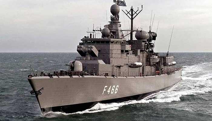 fwkas nikiforos fregata
