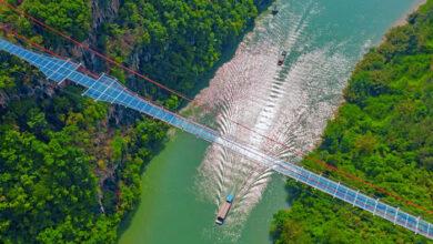 Photo of Kίνα: Η μεγαλύτερη γυάλινη γέφυρα στον κόσμο (video)