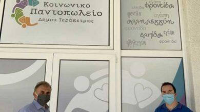 Photo of Λασίθι: Ο Δήμαρχος Ιεράπετρας στο Κοινωνικό Παντοπωλείο