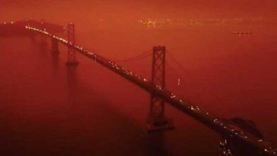 Photo of Φωτιά στην Καλιφόρνια: Δείτε το βίντεο που θυμίζει… Αποκάλυψη