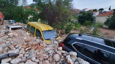 Photo of Κακοκαιρία «Ιανός»: Εικόνες αποκάλυψης στην Κεφαλονιά