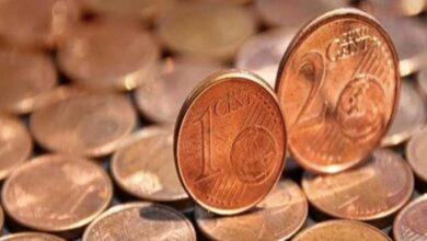 Photo of Ευρώ: Πότε θα καταργηθούν τα κέρματα του 1 και 2 λεπτών