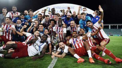 Photo of Νταμπλούχος ο Ολυμπιακός, πήρε και το Κύπελλο Ελλάδος