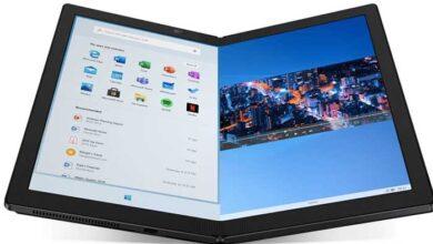 Photo of Lenovo: Παρουσίασε το πρώτο PC με οθόνη που διπλώνει