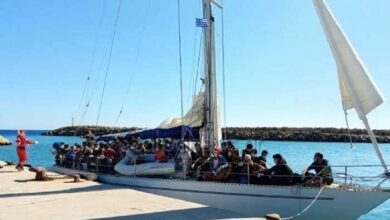 Photo of Χανιά: Νέο σκάφος με μετανάστες ανοιχτά της Παλαιόχωρας