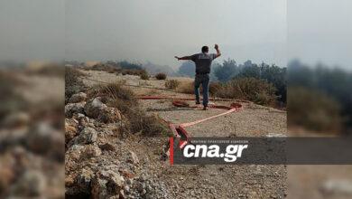 Photo of Αγιος Νικόλαος: 18 πυροσβέστες με 9 οχήματα στο «Βαθύ»