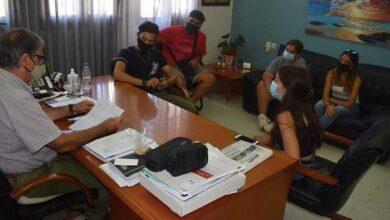Photo of Αγιος Νικόλαος: Συνάντηση δημάρχου με τους εκπροσώπους της μαθητικής κοινότητας