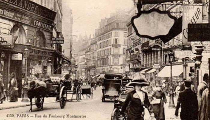 parisi stories