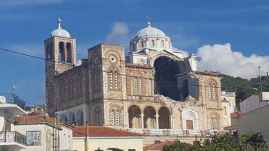 Photo of Σάμος: Κατέρρευσε μεγάλο τμήμα της Εκκλησίας της Κοίμησης της Θεοτόκου