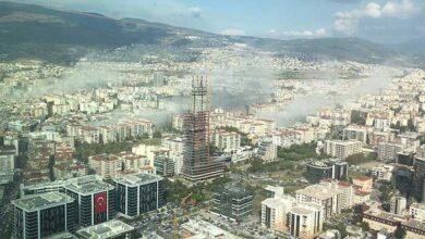 Photo of Σεισμός στην Τουρκία: Βίντεο με τη στιγμή που καταρρέει κτήριο στην Τουρκία