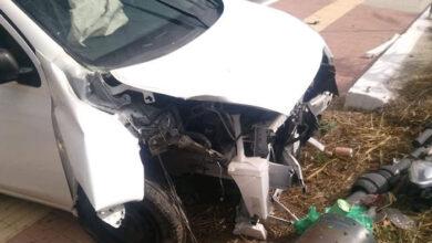 Photo of Χανιά: Τροχαίο ατύχημα στον Πύργο Ψηλονέρου