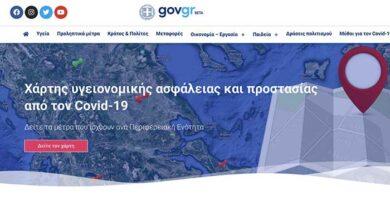 Photo of Στο επίπεδο 3 το Ηράκλειο στον χάρτη υγειονομικής ασφάλειας