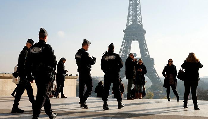 police france gallia