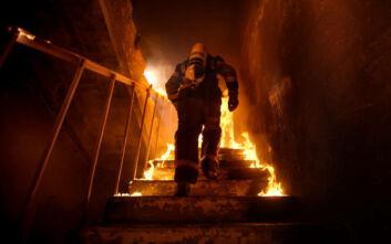 fotia spiti fire house