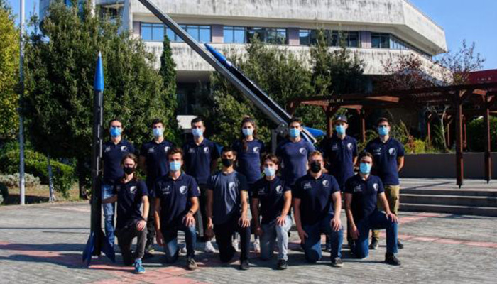rocketry team