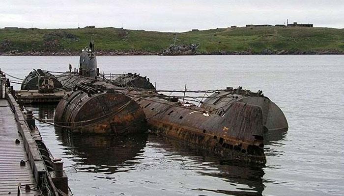 submarine russia