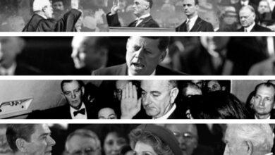 usa presidents