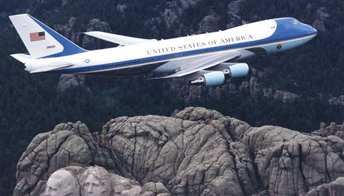 air force one hpa