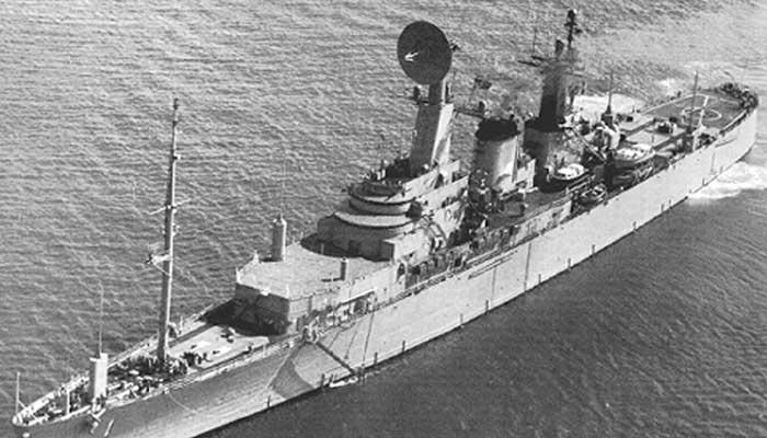 war old boat