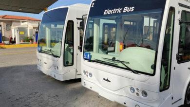 Electric Bus leoforeia