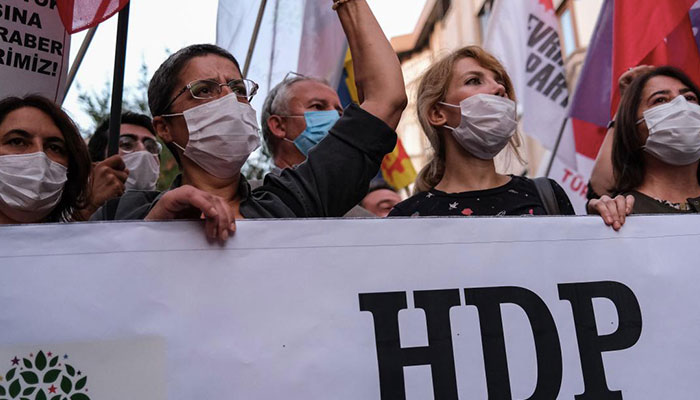 HDP turkey