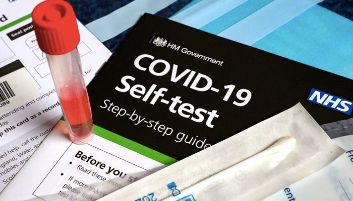 covid selftest