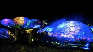 eden project GB