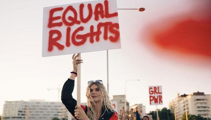 woman equal