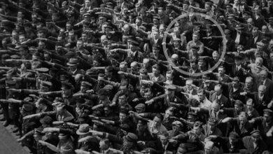 August Landmesser Almanya