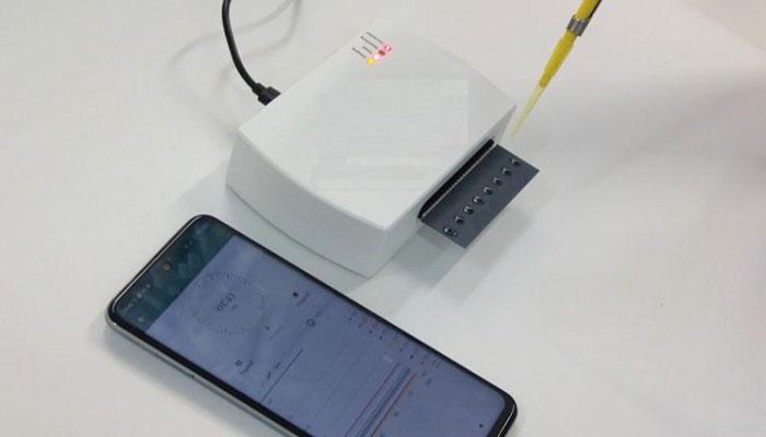 corona mobile test