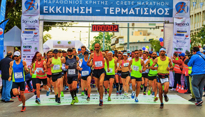 crete marathon