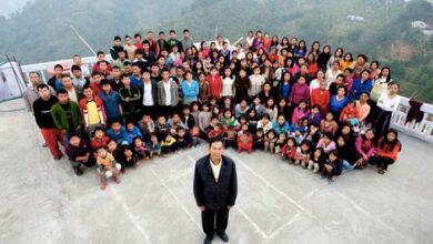 biggest world family