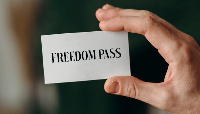 freedom pass karta eleutherias