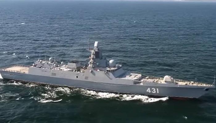 fregata rwsia