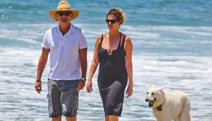 Tom Hanks Greece