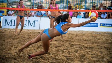 beach volley agios nikoalos