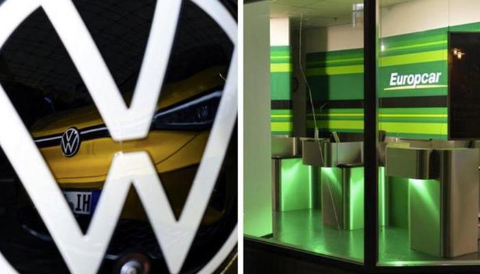 europcar vw